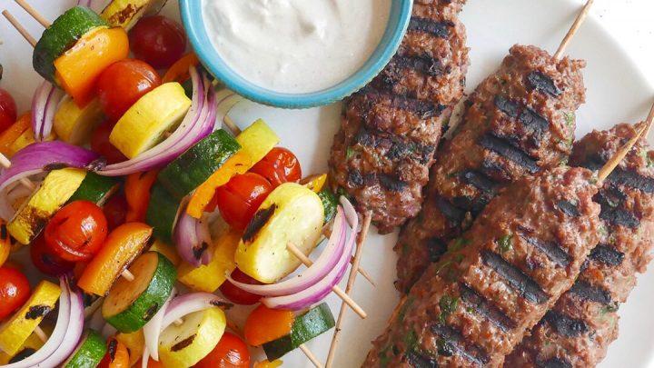 Brochettes Simil Carne.